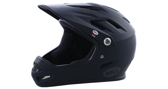 Bell Sanction Downhill hjelm Børn sort